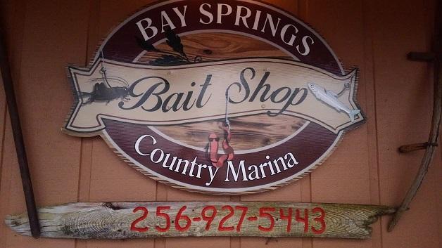 Weiss Lake Marina & Bait & Tackle Shop