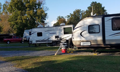 RV Park & Campground in Centre, AL